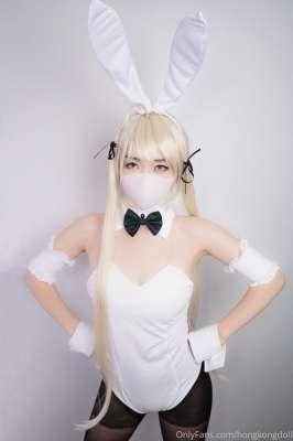 「玩偶姐姐」推特红人HongKong_Doll
