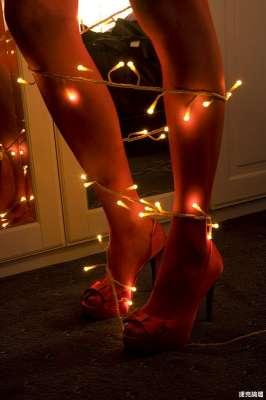 AV双区圣诞趴耶诞美腿秀