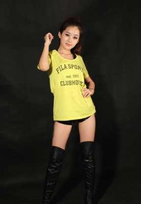 国模谢丽 甜美少女性感的高跟美腿、美臀、美乳私拍