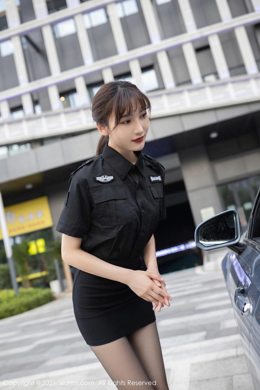 只想好好上班干个保安