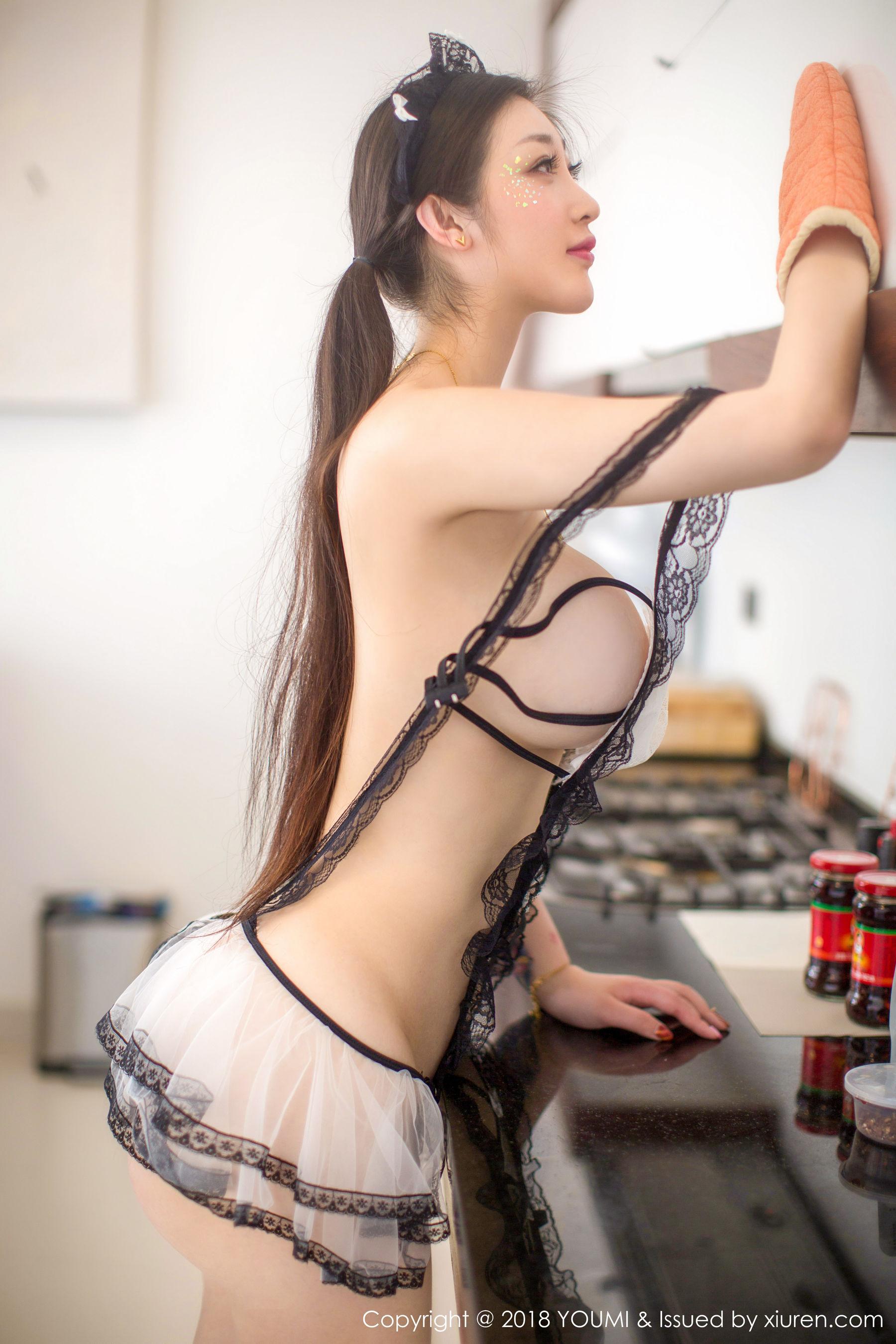 女神妲己_Toxic女仆系列