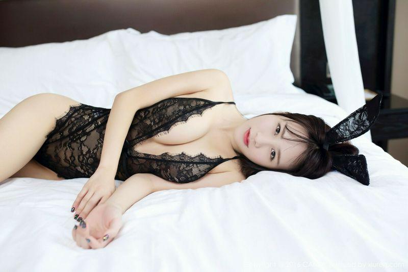 CANDY糖果画报系列VOL.001琳琳ailin性感写真