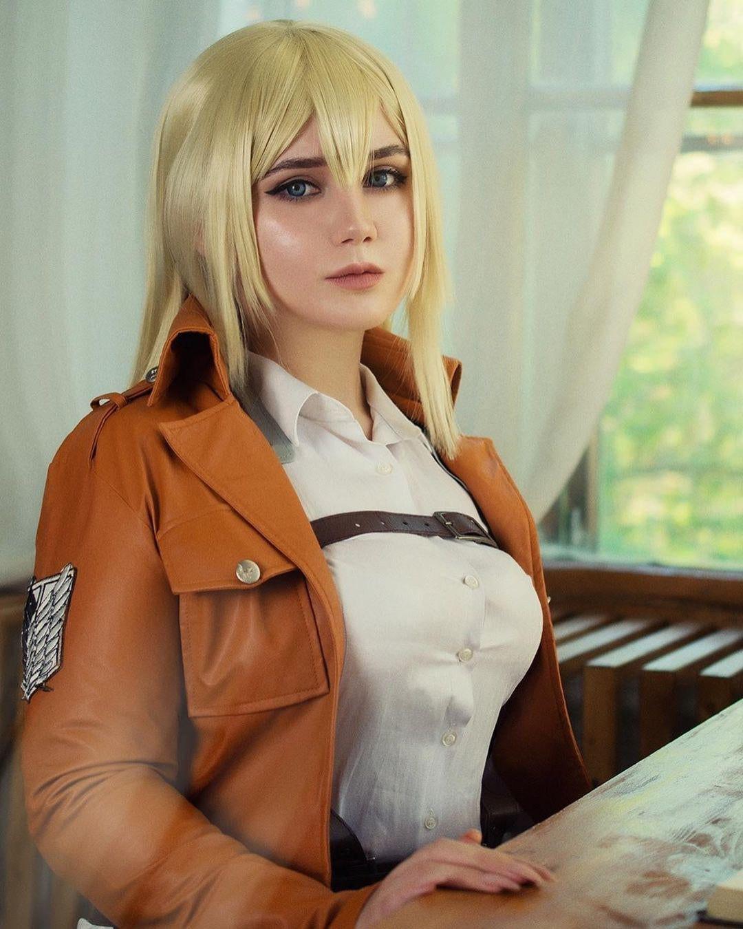 美女cosplay 看看美女扮演了哪个角色 第二期