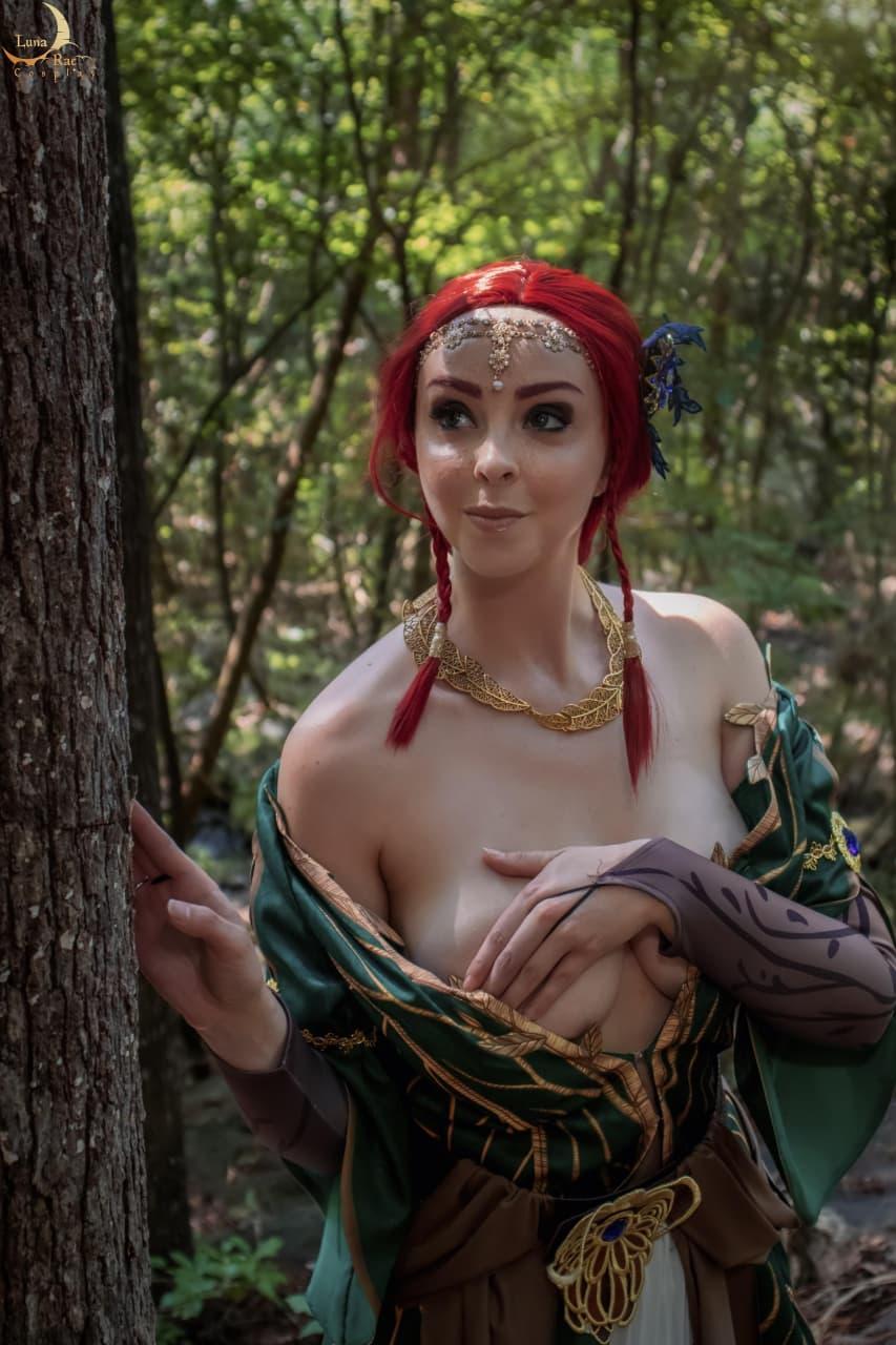 美女cosplay 看看美女扮演了哪个角色 第四期