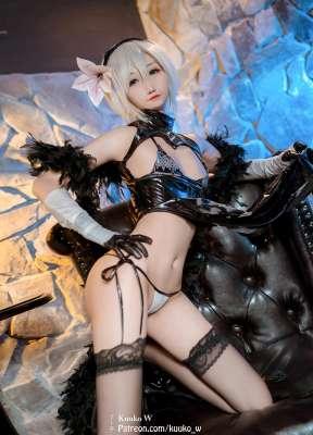 美女cosplay 看看美女扮演了哪个角色 第三期